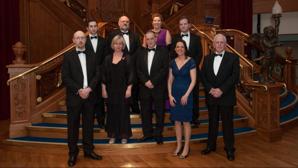 SDS at The Energy Institute Annual Dinner 2015