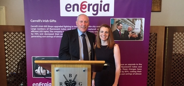 SDS Energy at Energia NISEP Grant Launch